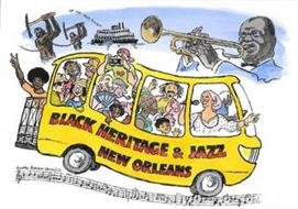 BLACK HERITAGE & JAZZ NEW ORLEANS