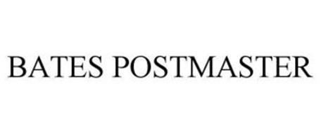 BATES POSTMASTER