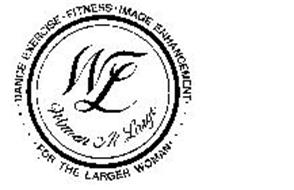 WL WOMEN AT LARGE DANCE EXERCISE-FITNESS-IMAGE ENHANCEMENT FOR THE LARGER WOMAN