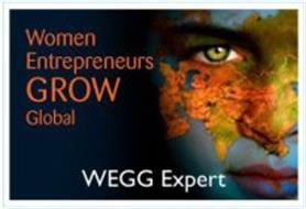 WOMEN ENTREPRENEURS GROW GLOBAL WEGG EXPERT
