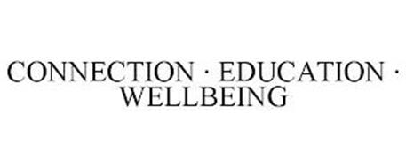 CONNECTION · EDUCATION · WELLBEING