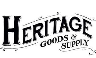 HERITAGE GOODS & SUPPLY