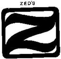 Z ZED'S