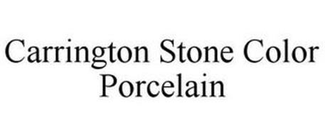 CARRINGTON STONE COLOR PORCELAIN