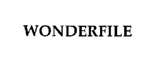 WONDERFILE