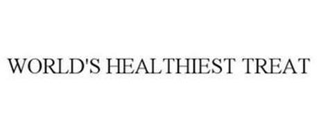 WORLD'S HEALTHIEST TREAT