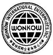 WONKOW WONKOW INTERNATIONAL ENTERPRISES, INC.