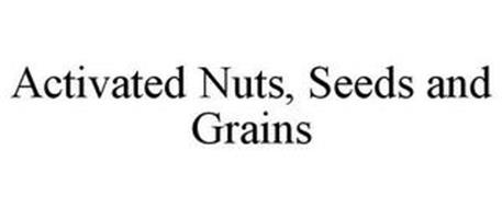 ACTIVATED NUTS, SEEDS AND GRAINS