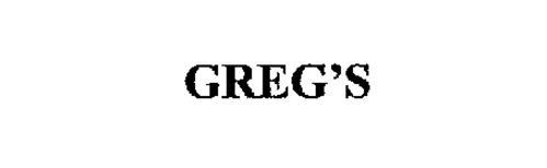 GREG'S