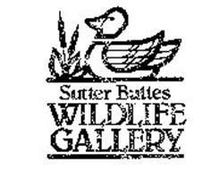 SUTTER BUTTES WILDLIFE GALLERY