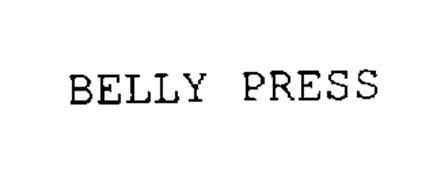 BELLY PRESS