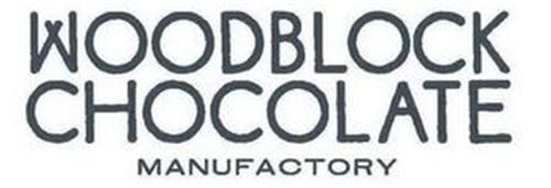 WOODBLOCK CHOCOLATE MANUFACTORY
