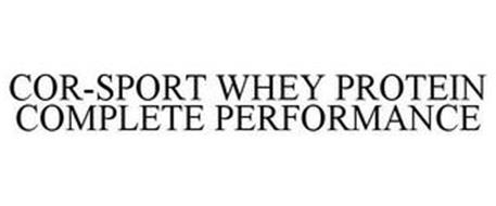 COR-SPORT WHEY PROTEIN COMPLETE PERFORMANCE