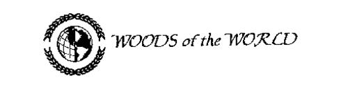 WOODS OF THE WORLD