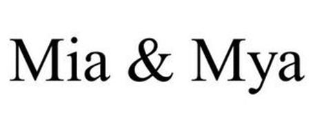 MIA & MYA