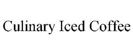 CULINARY ICED COFFEE