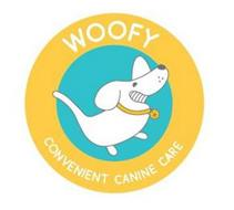WOOFY CONVENIENT CANINE CARE W