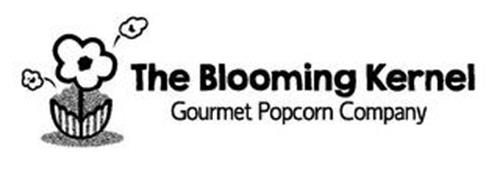 THE BLOOMING KERNEL GOURMET POPCORN COMPANY