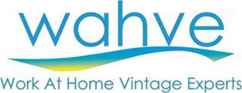 WAHVE WORK AT HOME VINTAGE EXPERTS