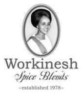 WORKINESH SPICE BLENDS ESTABLISHED 1978