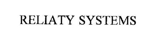 RELIATY SYSTEMS