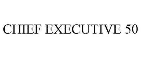 CHIEF EXECUTIVE 50