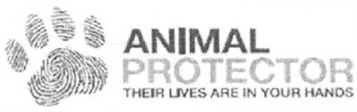 ANIMAL PROTECTOR THEIR LIVES ARE IN YOUR HANDS