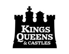 KINGS QUEENS & CASTLES