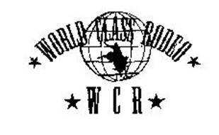 WORLD CLASS RODEO W C R