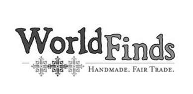 WORLDFINDS HANDMADE. FAIR TRADE.