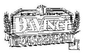 DAVINCI ITALIAN ORGANICS IMPORTED FROM ITALY