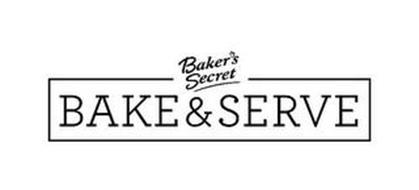 BAKER'S SECRET BAKE & SERVE