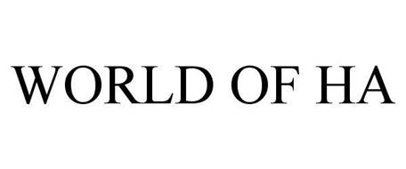 WORLD OF HA