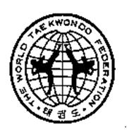 THE WORLD TAEKWONDO FEDERATION