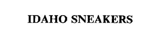 IDAHO SNEAKERS