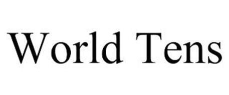 WORLD TENS
