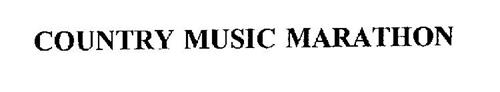 COUNTRY MUSIC MARATHON