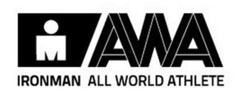 M AWA IRONMAN ALL WORLD ATHLETE