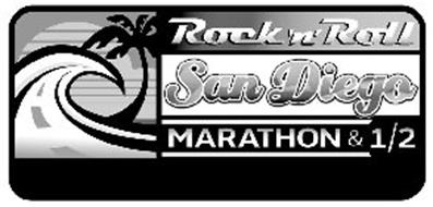 ROCK 'N' ROLL SAN DIEGO MARATHON & 1/2