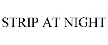 STRIP AT NIGHT