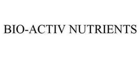 BIO-ACTIV NUTRIENTS