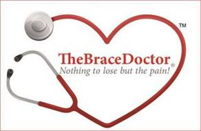 THEBRACEDOCTOR NOTHING TO LOSE BUT THE PAIN!