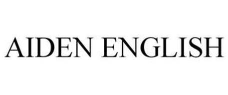 AIDEN ENGLISH