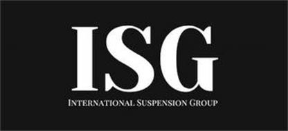 ISG INTERNATIONAL SUSPENSION GROUP