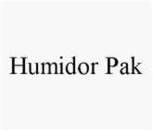 HUMIDOR PAK