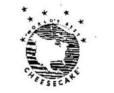 """WORLD'S BEST CHEESECAKE"""
