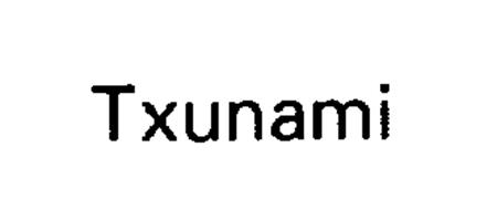 TXUNAMI