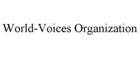 WORLD-VOICES ORGANIZATION