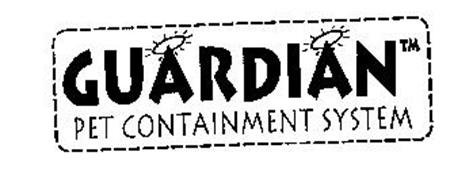 GUARDIAN PET CONTAINMENT SYSTEM