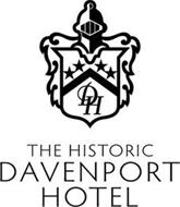 DH THE HISTORIC DAVENPORT HOTEL